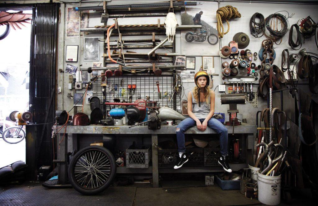 Бизнес в гараже: идеи